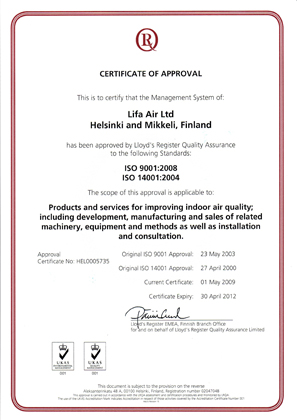Certificate ISO 9001+14001-small